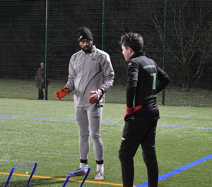 Reflex GK Goalkeeper Coaching Manchester